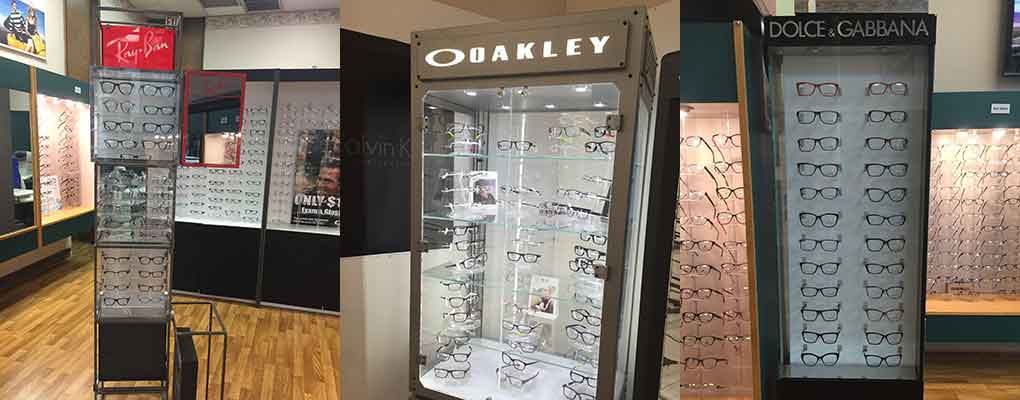 Eyeglasses & Contact Lenses at TSO Ingram Park Mall