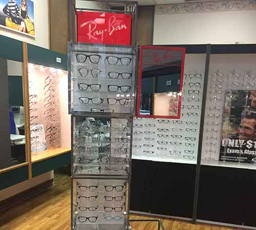 Family Eye Care at TSO Ingram