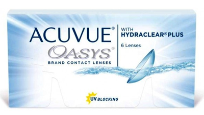 1 acuvue oasys with hydraclear plus 1n