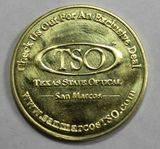 San Marcos coin