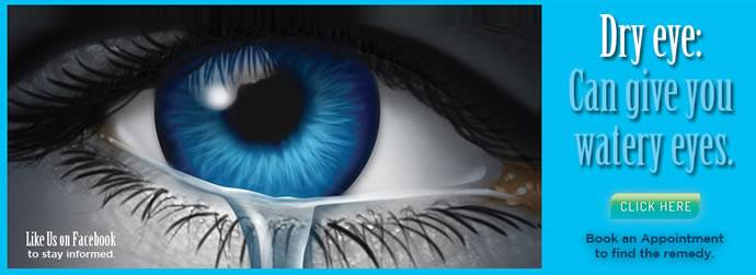 Get Treatment for Your Dry Eyes