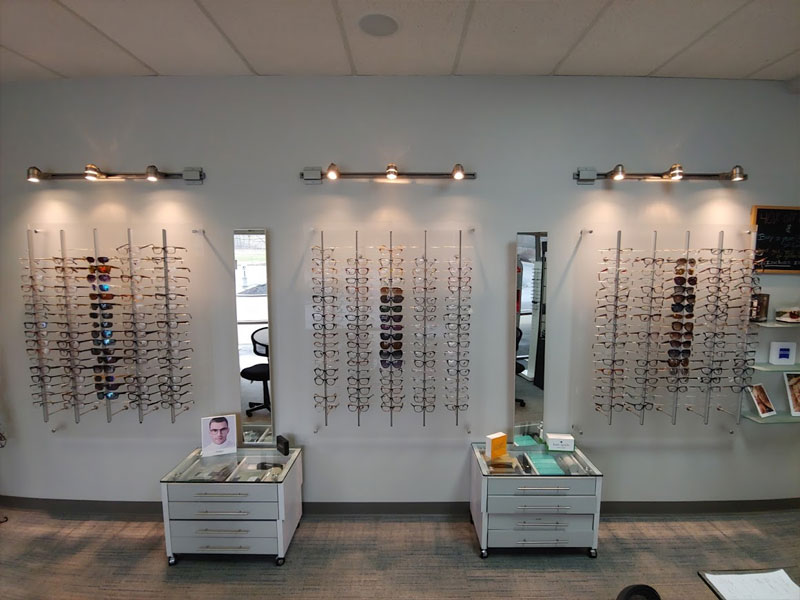 Newport location Opticare Vision Center
