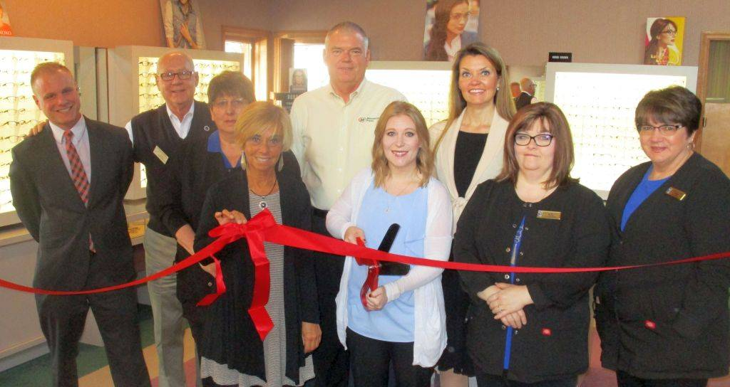 Opticare Vision LVC Ribbon Cutting_cropped