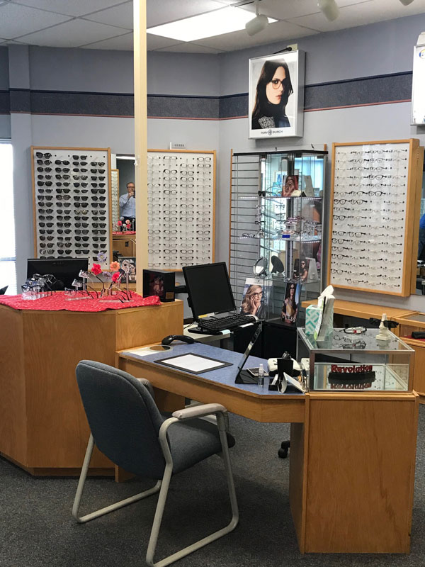 Optical at Opticare Vision Center Milford