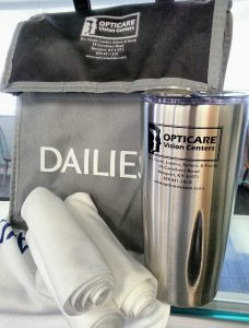 Dailies special at Opticare Vision Center - Newport