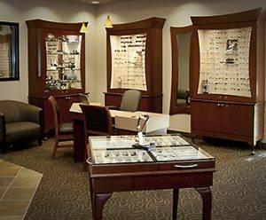 TSO Victoria, eye exams