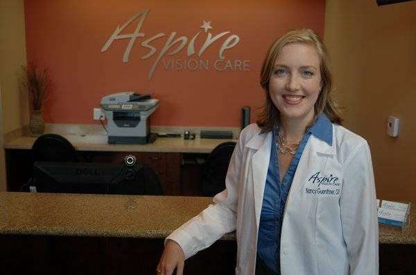 Optometrist, Dr. Nancy Guenthner in Round Rock, TX