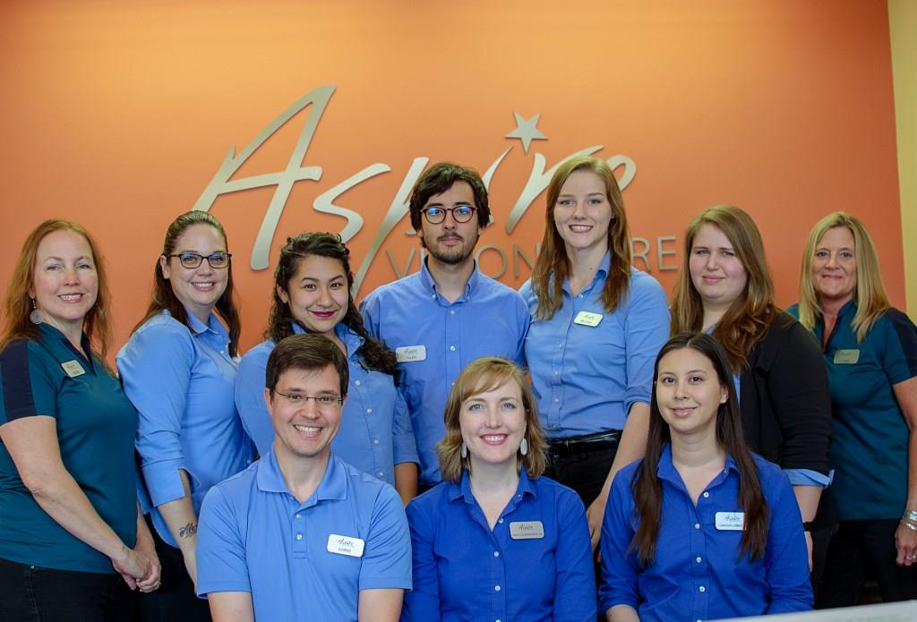 Our Eye Exam Staff  in Round Rock, TX