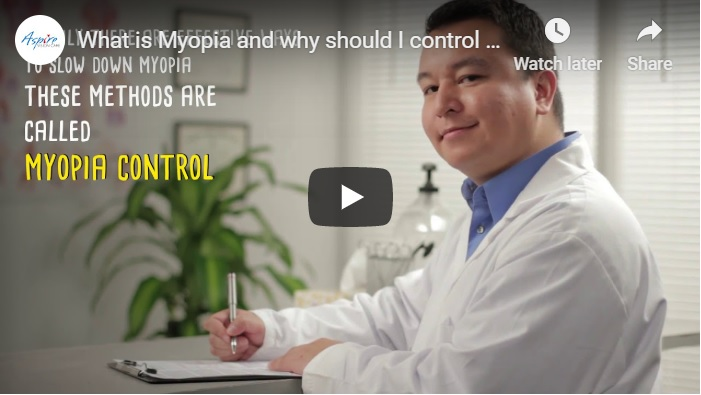 Myopia Control Video Round Rock, Texas