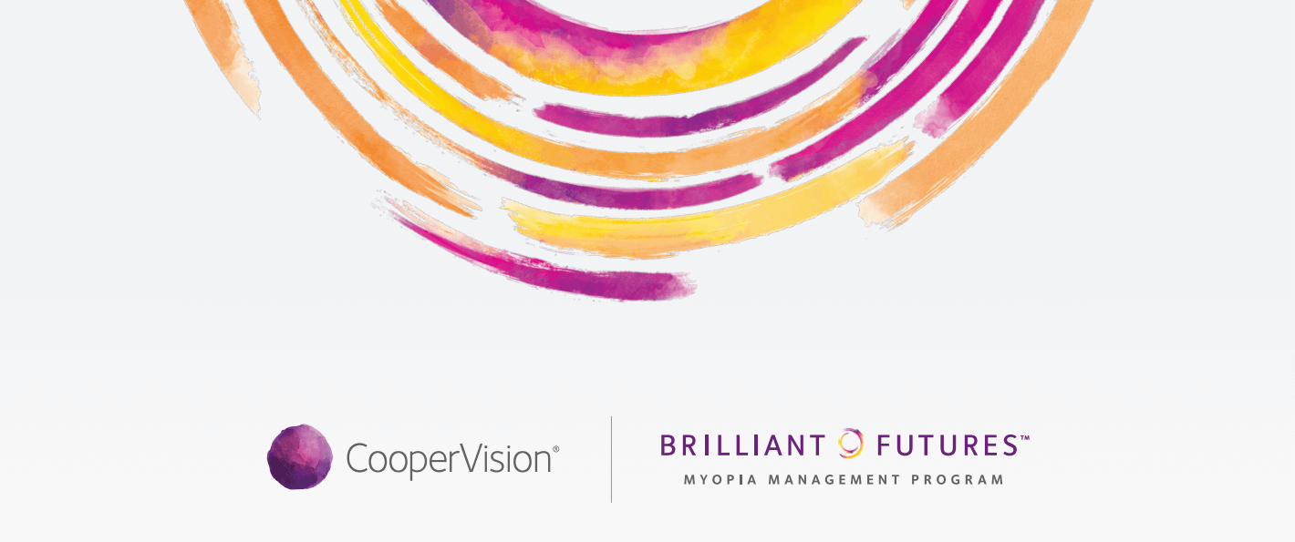 CooperVision® MiSight® 1 day contact lenses for children for myopia management