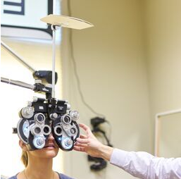 eye exam in Austin Texas