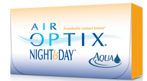 AIR OPTIX NIGHTDAY AQUA Contact Lenses 583 x 322