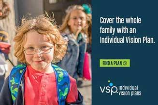 vsp individual plans family vision