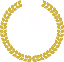 140 Reviews White