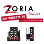 Zoria Cosmetics at TSO Optical in Texas