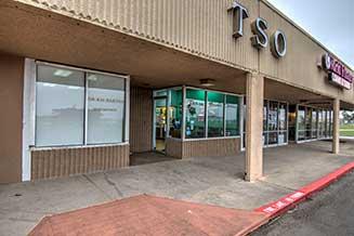 portland eye exam store front