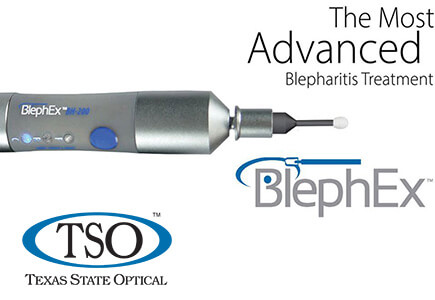 tso blephex dry eye treatment