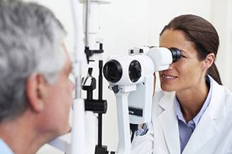 eye doctors TSO