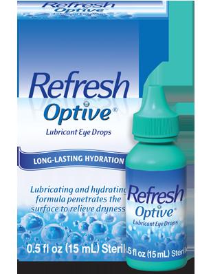 refresh optive hero packaging