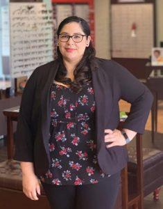 Employee photos, Erica L.