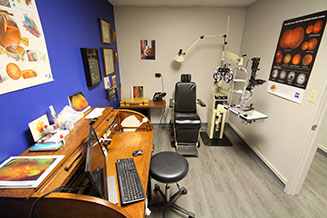 new braunfels eye exam