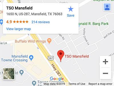 tso mansfield map
