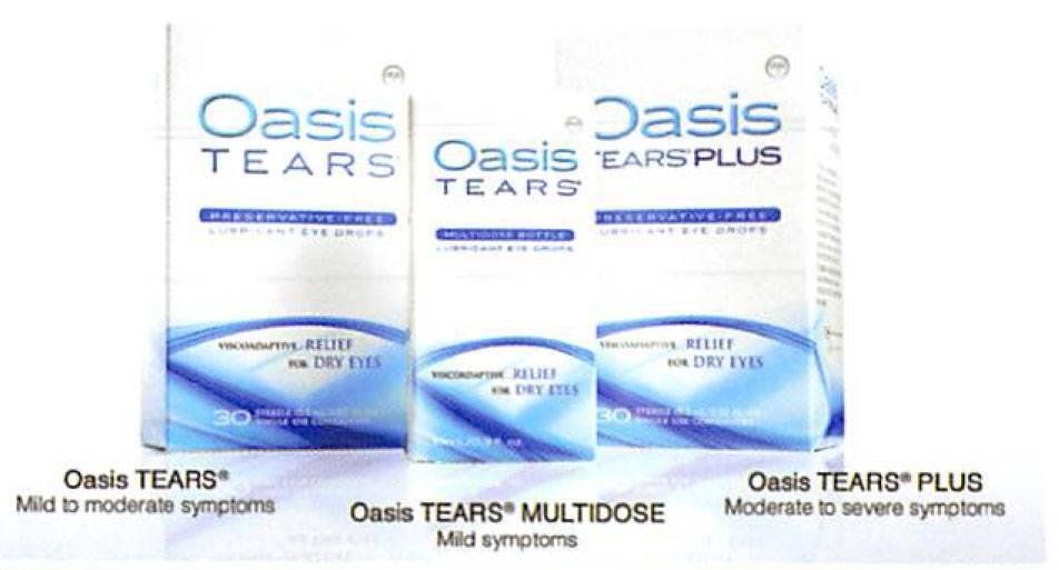 oasis tears 5