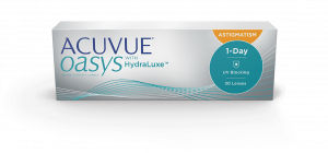 acuvue oasys astigmatism hydraluxe