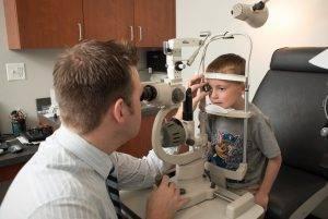 Eye Care Services, Eye Exam