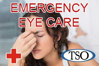 emergency eye care early tx