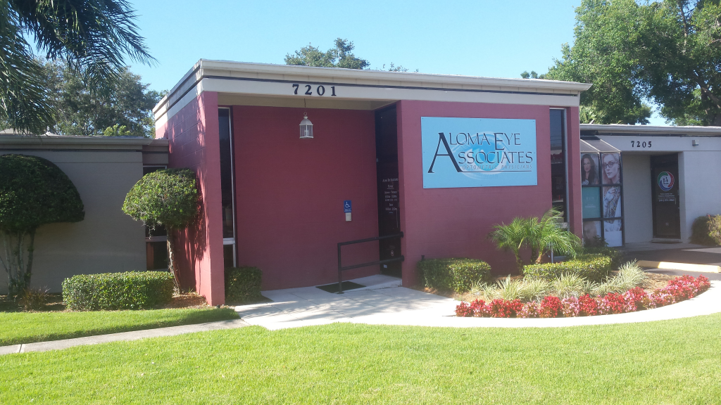 We're located in Winter Park, FL