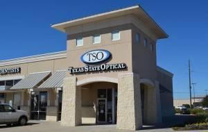 TSO Rosenberg TX, Storefront, Eye Care, Eye Doctor