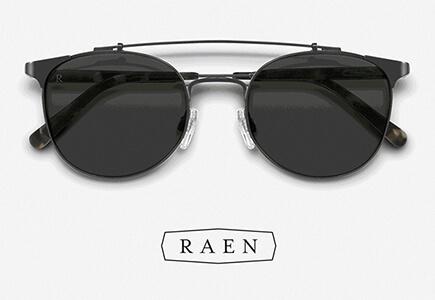 raen eyewear collection