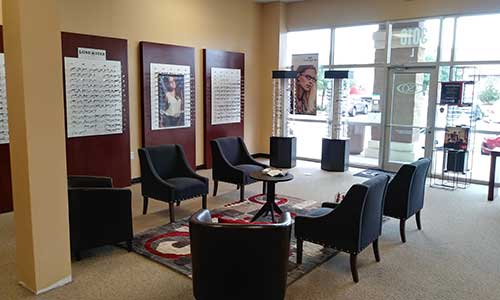 emergency eye care league city