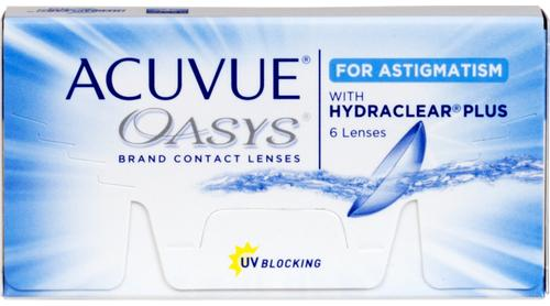 Acuvue for Astigmatism Hobby TX
