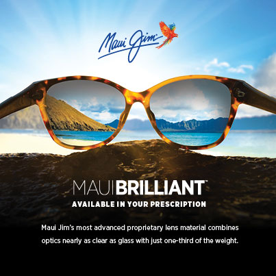 Maui Jim Maui Brilliant Prescription Lenses