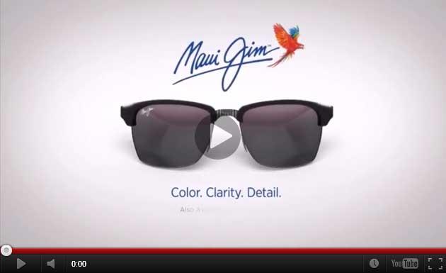 Maui Jim at EYEcenter Optometric Youtube Video