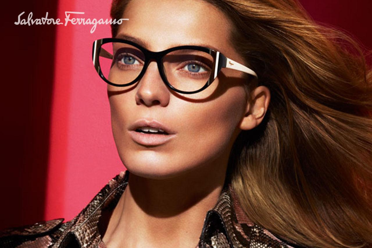 Salvatore Ferragamo Eyewear at EYEcenter Optometric in the Sacramento Valley, CA