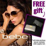bebe eyewear promo