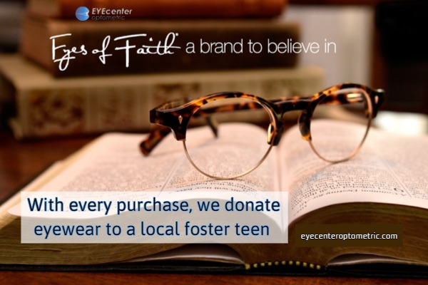 eyes of faith a brand to believe in