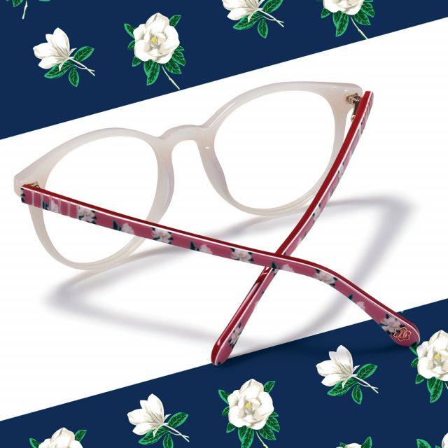 Draper James Flowered Glasses 640x640