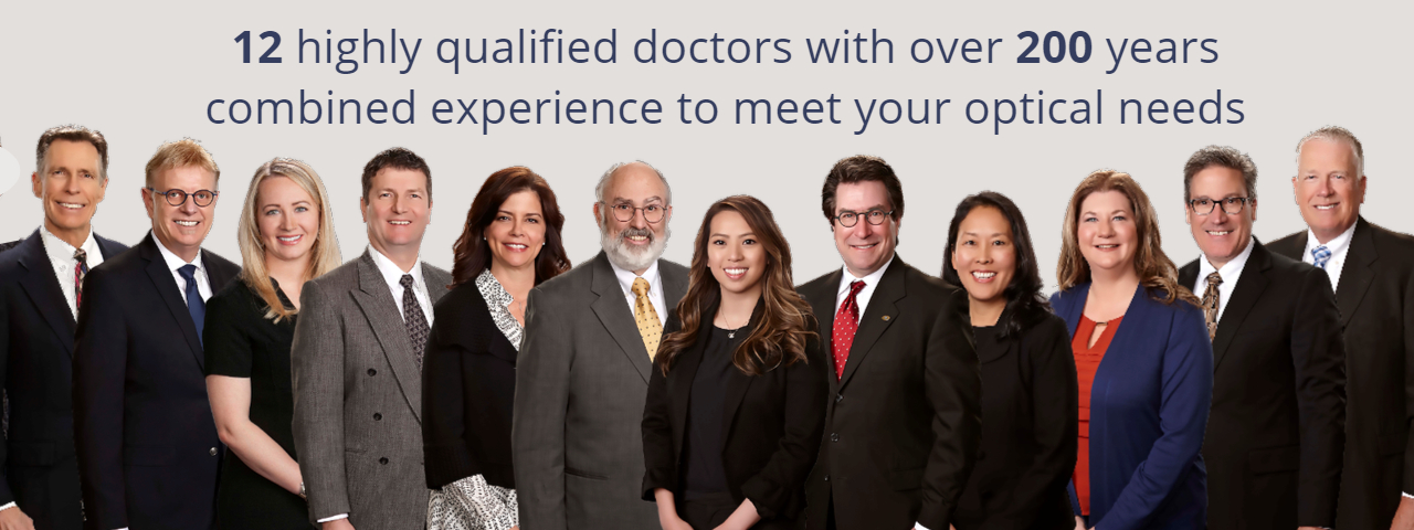 Doctors at Eye Center Optometric