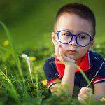 Male Child Glasses Field 1280×480