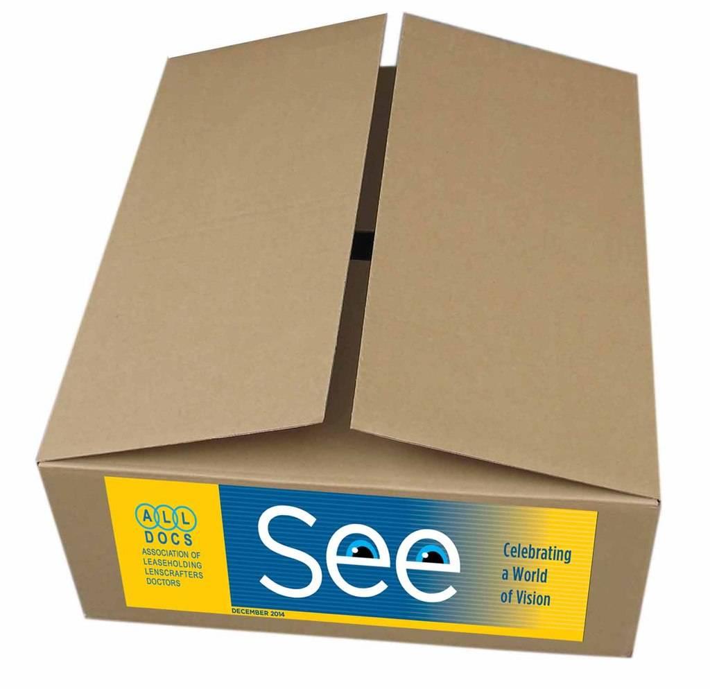 Carton of SEE