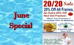 June 2020 Frame Sale