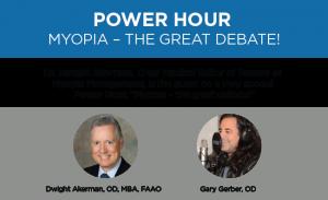 Myopia Debate