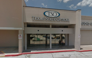 Texas State Optical Humble, Storefront