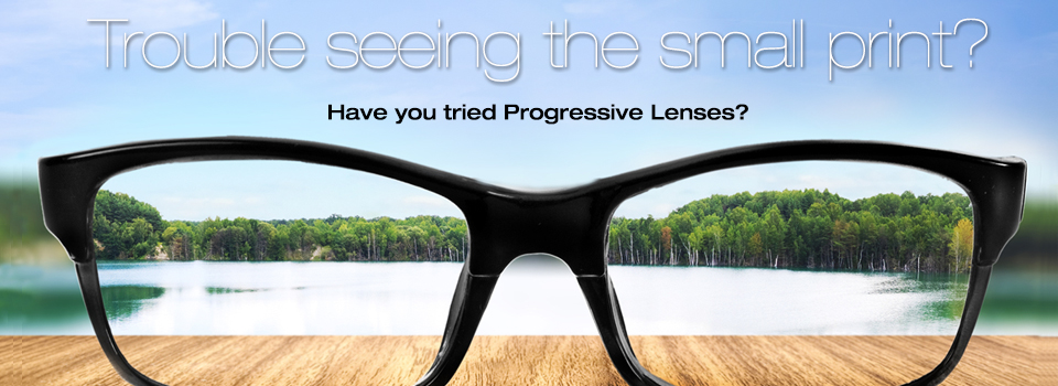 Progressive and multifocal lenses in Denver CO