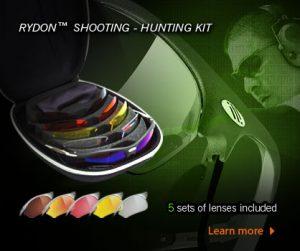 Rydon shooting hunting sunglass