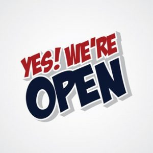 yes we are open store 1056 1043